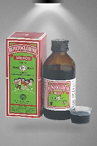 prod hepatoglobine mikros