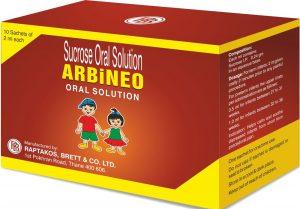prod ARBINEO Oral solution